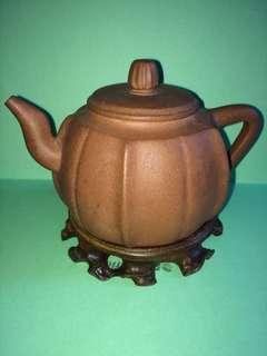 Rare Vintage Zisha Teapot