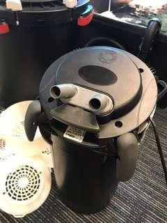 Sicce EKO 200 魚缸過濾系統 濾水器 過濾桶 養魚 養龜