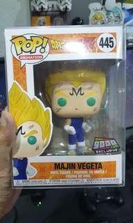 Funko Dragonball Majin Vegeta