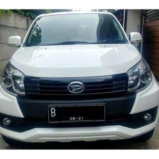 Daihatsu Terios 1.5 X Extra AT 2016 AC Double Putih New Model Facelift