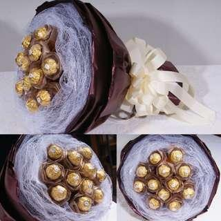 🚚 💖 2019 Valentine's Day Special: Chocolate Bouquet