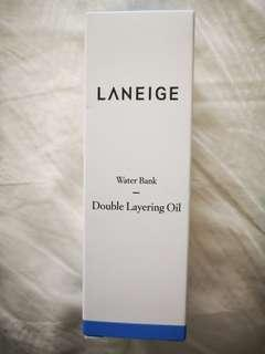 🚚 Laneige water bank double layering oil