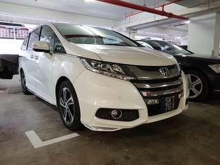 Honda Odyssey Absolute 2015 2.4L