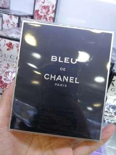 Chanel Bleu de Chanel EDT 男仕香水  20ml x 3