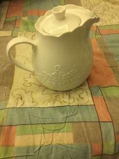 🚚 超美 花紋壺