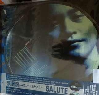 Leslie cheung pic limited vinyl record salute Canto