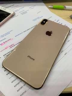 Iphone xs max 256GB myset