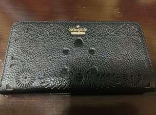 🚚 Kate Spade Black Wallet
