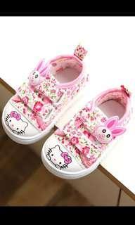 🚚 可愛小童kitty鞋