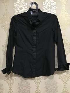 G2000 - Formal Black Shirt