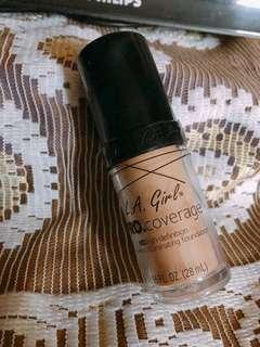 LA girl PRO.coverage HD.high-definition long wear illuminating foundation