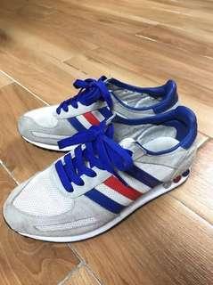 🚚 Adidas LA Trainer 25.5公分