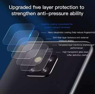 🚚 Mate 20 X Mate 20 Pro Full Covered Lens Glass Protector