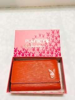 🚚 PlayBoy 女用短夾