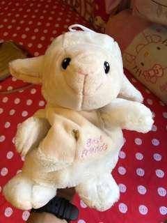 Sheep puppet