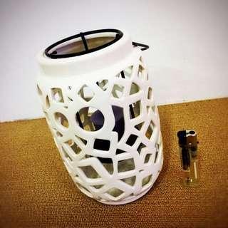 BN Ceramic Candle Mood Lighting
