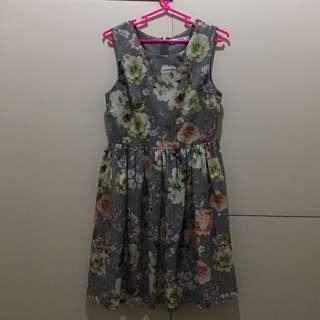 Paper & Scissors Dress