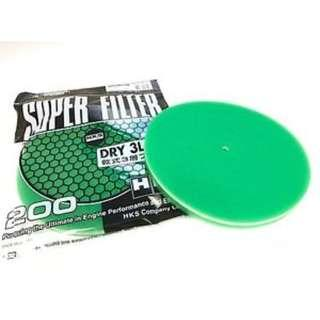 HKS Super Power Flow Filter REPLACEMENT ( GREEN / 200 )