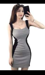 🚚 正韓國針織洋裝