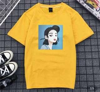 Casual Graphic T-Shirt