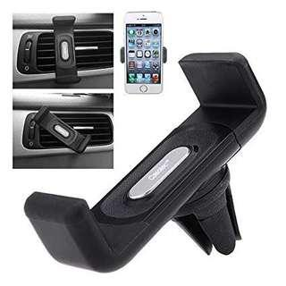Smartphone Car Mount Holder - for any size iPhone or Android Phone