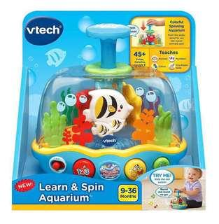 🚚 BRAND NEW VTech Learn and Spin Aquarium