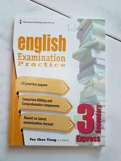 Secondary 3 English