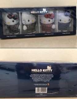 Sanrio License Hello Kitty - The Singapore Girl Box Set