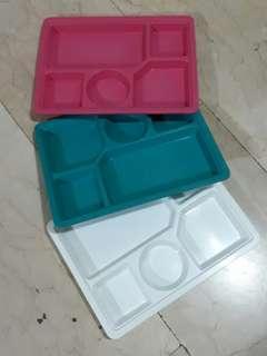 Kids Food Tray/Plate (3pcs)
