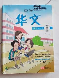 Secondary 1 Chinese