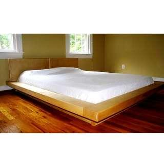 Queen Japanese Bed frame