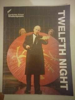 Twelfth Night (Cambridge) by William Shakespeare