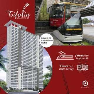 Tifolia Apartment Cempaka Putih