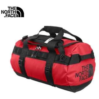 THE NORTH FACE BASE CAMP DUFFLE BAG BACKPACK | HAVERSACK | SMALL Color : TNF RED