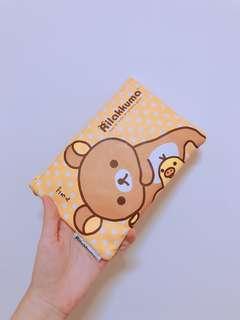 正版 拉拉熊🐻化妝包 筆袋 鉛筆盒