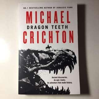 Dragon Teeth by Michael Crichton