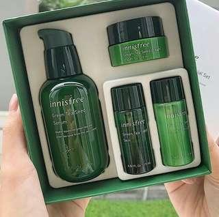 INNISFREE GREENTEA SEED SPECIAL PACK