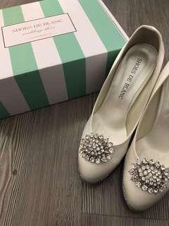 Wedding high-heeled shoes 高跟鞋(24cm)