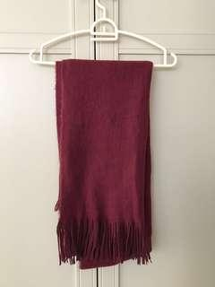 Winter H&M scarf