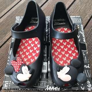 Mini Melissa Ultra x Disney Shoes
