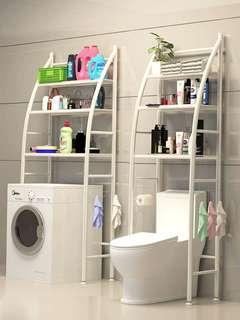 有現貨廁所置物架,廁所架,洗衣機架(現貨)