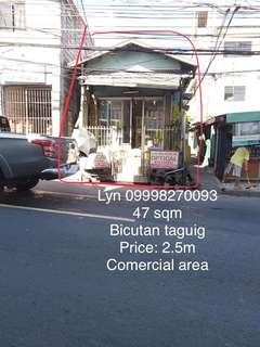 Comercia space with boarding house for sale