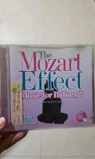 The Mozart effect music for babies CD