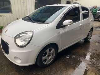 最省油 省稅金的小車 可全額貸款0979223992