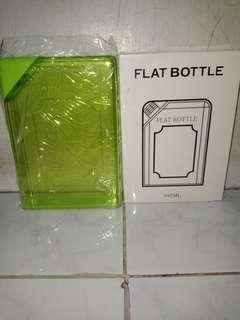Botol minum memo a5 datar