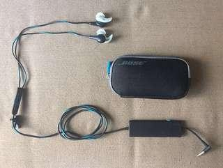 Bose QuietComfort with Noise Cancelling Earphones