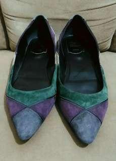 Authentic Roger Vivier Flat Shoes Size 9