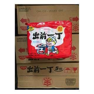 出前一丁 原味 麻油味 香港製造