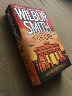 War Cry by Wilbur Smith - Hard Bound
