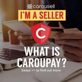 CarouPay for Sellers!